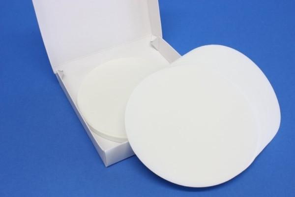 Rundfilter für qualitative Analysen, 125 mm, 100 Blatt