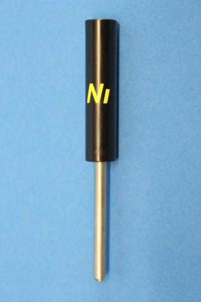 Nickel Stab-Elektroden, rund 83 mm (beschriftet)