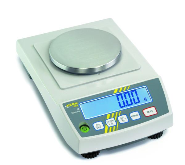 Präzisionswaage PCB 200-2, Ablesbarkeit d: 0,01g, Wägebereich Max: 200 g