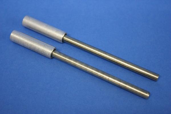 Nickel-Elektrode, 1 Paar