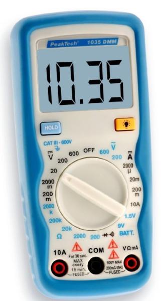 Digital-Multimeter 3 ½-stellig 1035