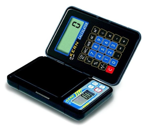 Taschenwaage CM 1K1N, Ablesbarkeit d: 0,1 g, Wägebereich Max: 1000 g