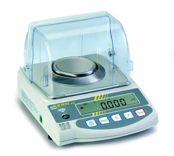 Präzisionswaage EW 620-3NM, Ablesbarkeit d: 0,001 g, Wägebereich Max: 620 g