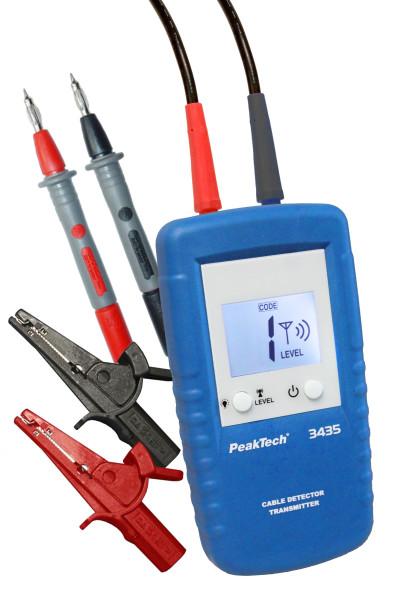 Zusatzsender für PeakTech 3435 «PeakTech® P 3435 TR»