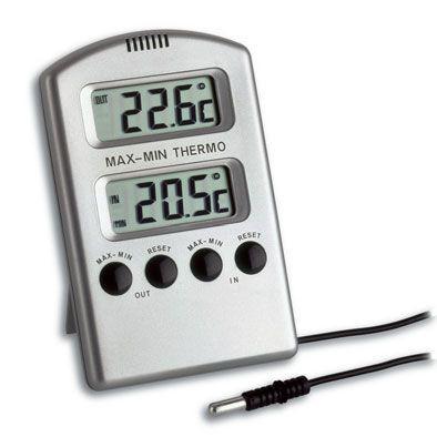Elektronisches Maxima - Minima - Thermometer
