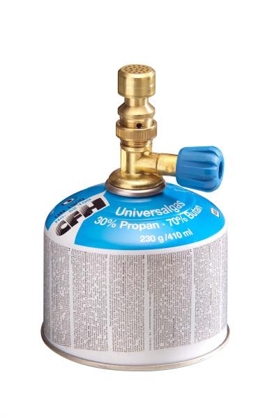 Bunsen-Kartuschen-Laborbrenner mit Ventil