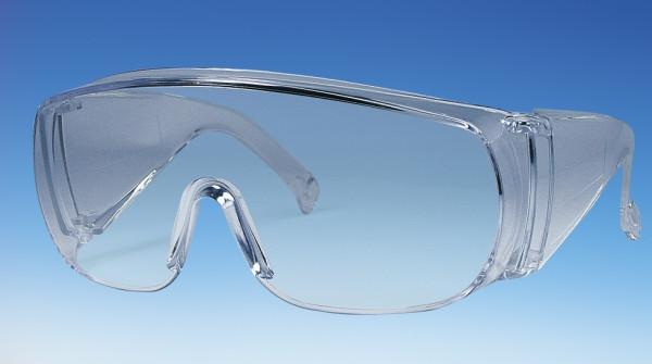 Panoramabrille (Schutzbrille), geeignet für Brillenträger