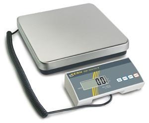 Plattformwaage EOB 150K50, Ablesbarkeit d: 100 g, Wägebereich Max: 150 kg