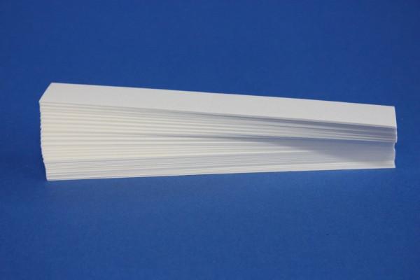 Elektrophorese-Papierstreifen, 160 x 20 mm (100 Stück)