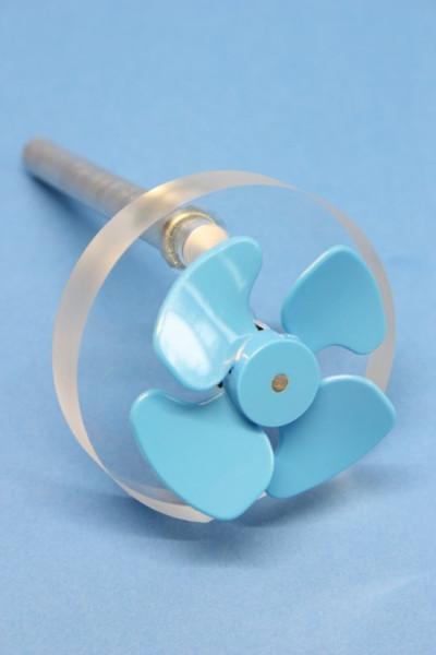 Elektromotor Stativmodell für Kleinst-Elektroströme