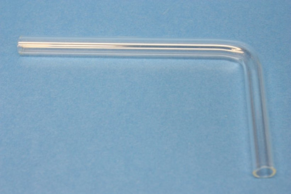 Biegerohr 8 mm, rechtwinklig, 90/60 mm