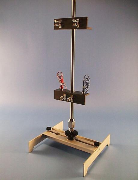 Stativaufbau für Klemmvorrichtung zum Hoffmann-Apparat