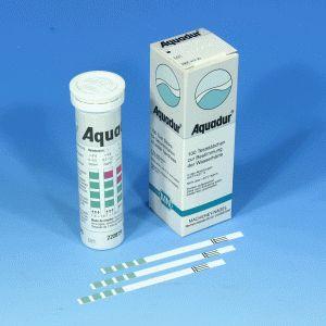 AQUADUR® Teststäbchen 4-21/Ds/100, Dose à 100 Teststreifen