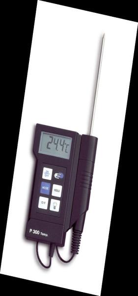 Profi-Digitalthermometer mit Kalibrierschein