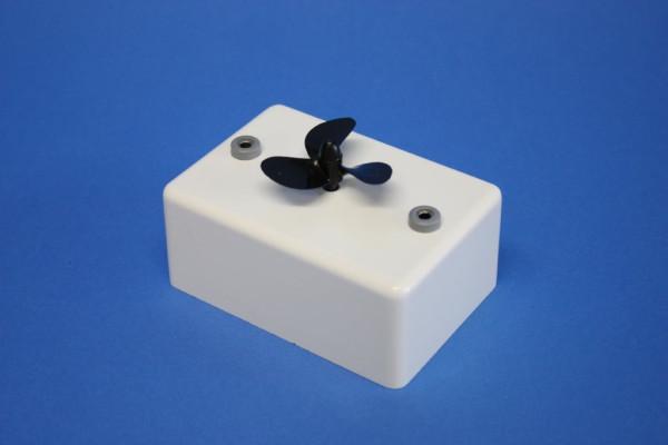 Elektromotor Standmodell im Gehäuse, für geringe Ströme