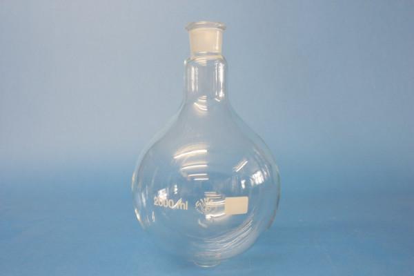 Rundkolben, 2000 ml, NS 29/32, Boro 3.3