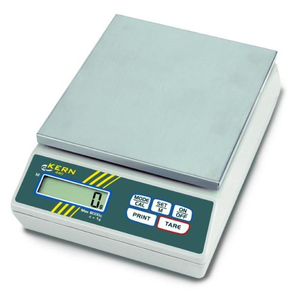 Präzisionswaage 440-49N, Ablesbarkeit d: 0,1 g, Wägebereich Max: 4000 g