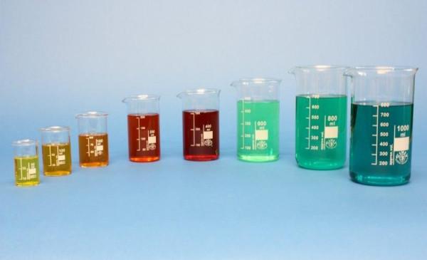 Becherglas, hohe Form, 600 ml
