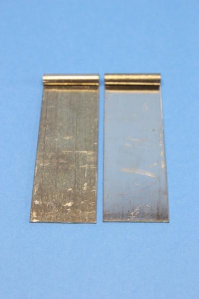 Bleiblech-Elektrode, 95 x 30 mm