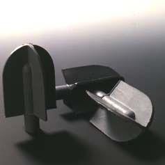 Wischer, Flügelform (Gummiwischer), Reagenzglas-Reiniger