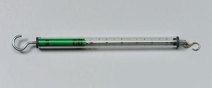 Federwaage (Kraftmesser) 1N : 10 mN