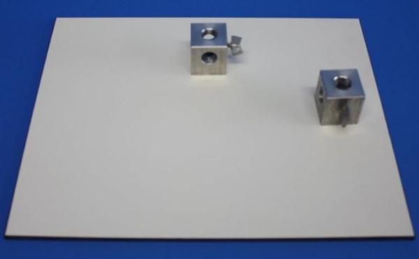 MBM - Stativtisch mit Klemmblock