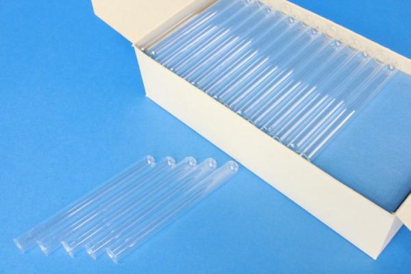 Reagenzglas aus FIOLAX®, 160 x 16, Anzahl pro Karton: 100 Stück