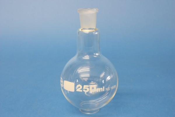 Rundkolben, 250 ml, NS19/26, Boro.3.3