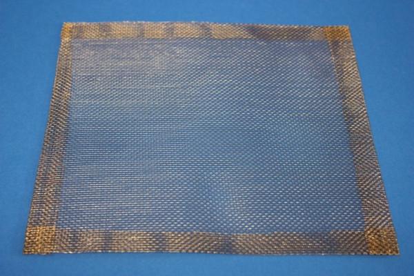 Kupferdrahtnetz, 160 x 160 mm,  unbelegt