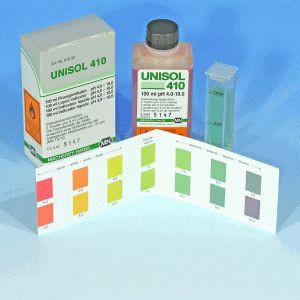 UNISOL Indikatorlösung 410, pH 4 - 10