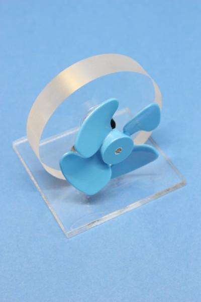 Elektromotor Standmodell für Kleinst-Elektroströme