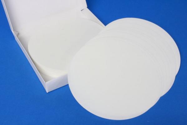 Rundfilter für qualitative Analysen, 90 mm, 100 Blatt
