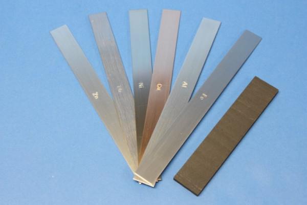 Kohle-Streifen-Elektrode