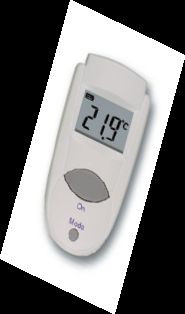 Infrarot-Thermometer, Mini-Flash