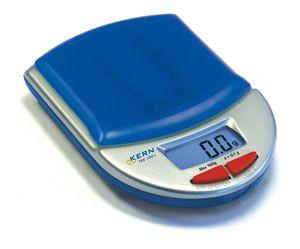 TEE Taschenwaage, Ablesbarkeit d: 0,1 g, Wägebereich Max: 150 g