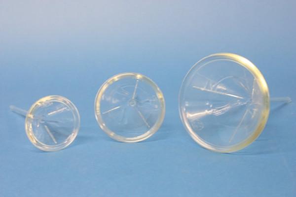 Analysetrichter, Durchmesser: 80 mm