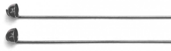 Phosphorlöffel, 450 mm lang aus V2A Stahl