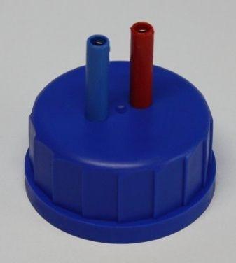 Elektrodenflaschen - Deckel für Reaktionsgefäße