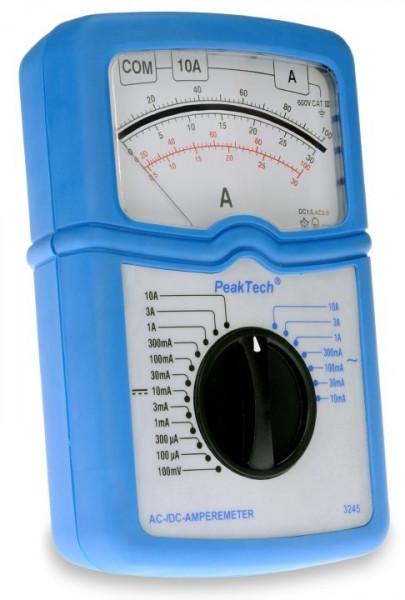 Test-Instrument für Lehrzwecke, AC/DC-Amperemeter 3245