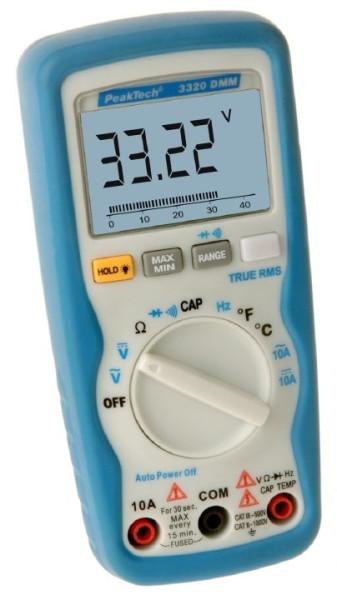 Digital-Multimeter, 3 5/6-stellig 3320