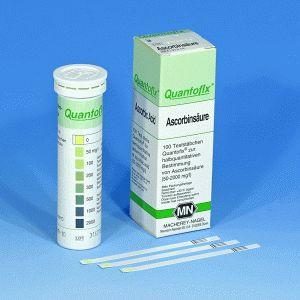 QUANTOFIX® Teststäbchen Ascorbinsäure, Dose à 100 Teststreifen