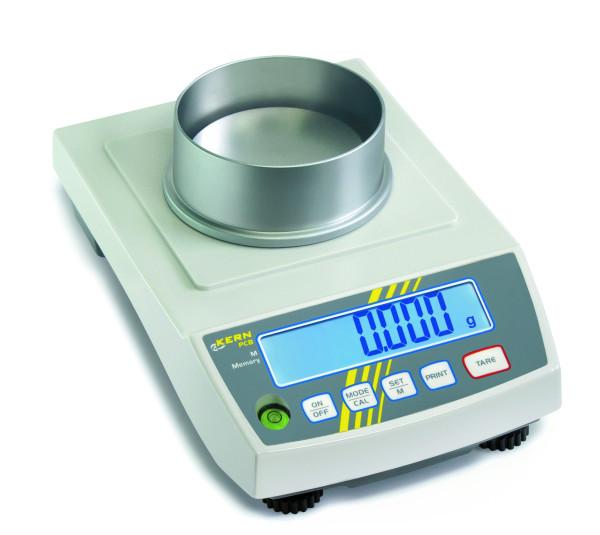 Präzisionswaage PCB 250-3, Ablesbarkeit d: 0,001 g, Wägebereich Max: 250 g
