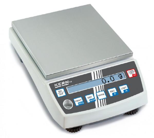 Präzisionswaage KB 3600-2N, Ablesbarkeit d: 0,01 g, Wägebereich Max: 3600 g