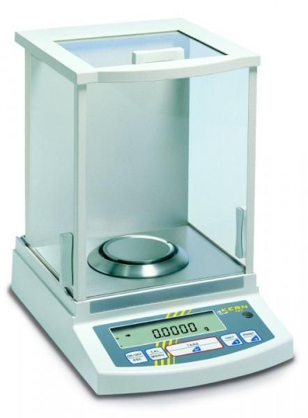 Analysewaage ABJ 80-4NM, Ablesbarkeit: 0,0001 mg, Wägebereich Max: 82 g