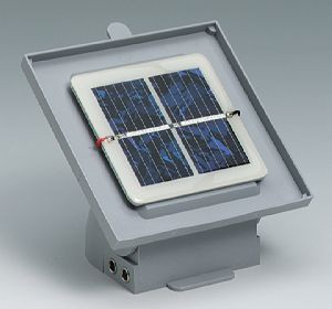 Solarzelle 1,0 V