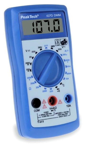 Digital-Multimeter 3 ½-stellig 1070