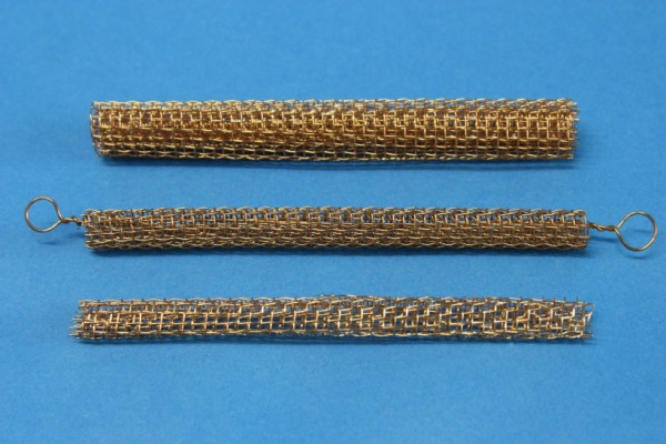 Kupferdrahtnetzrolle, 80 x 11 mm