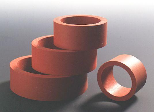 Gummimanschette für Filtertiegel 50 mm Außendurchmesser