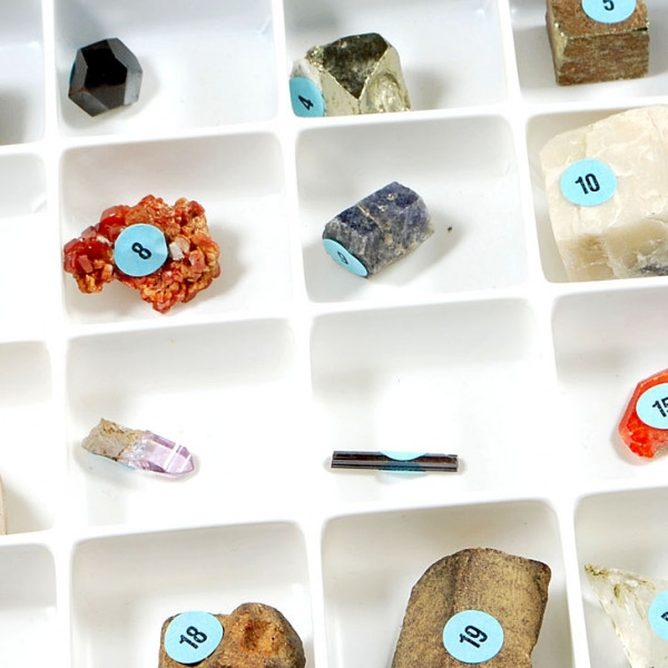 Natürliche Kristalle