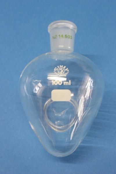 Spitzkolben, 100 ml, NS 14/23, Boro 3.3